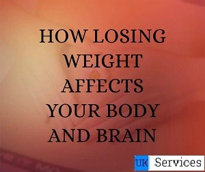 How Losing Weight Affects your Body and Brain