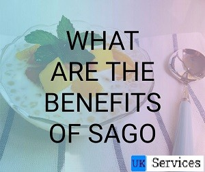 What are the Benefits of Sago?