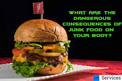what are the dangerous consequences of fast food on your body?