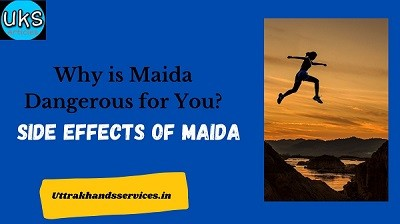 Why is Maida dangerous For You? Side Effects of Maida
